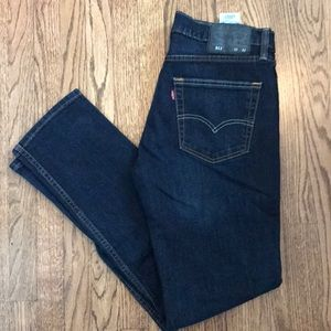 Levi's Jeans - Levi's 511 32x32 washed but never worn. Zip fly